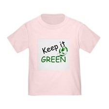 Keep it Green T