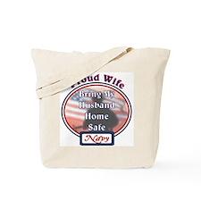 Bring my husband home safe Tote Bag