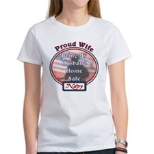 Bring my husband home safe Tee