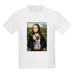Mona Lisa's Schnauzer Puppy T-Shirt