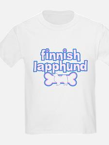 Powderpuff Finnish Lapphund T-Shirt