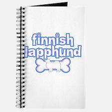 Powderpuff Finnish Lapphund Journal