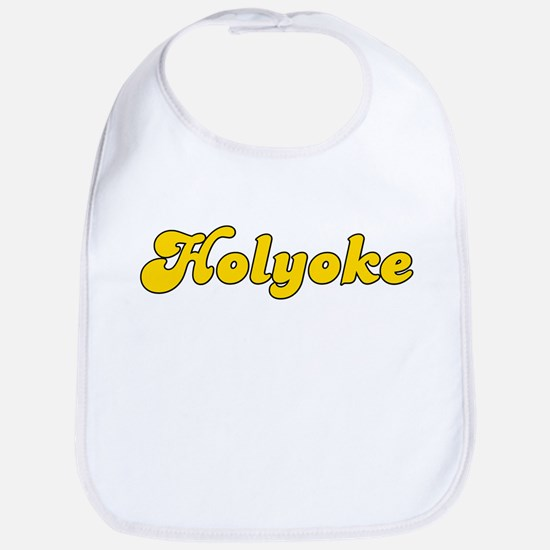 Retro Holyoke (Gold) Bib