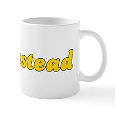 Retro Homestead (Gold) Mug