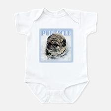 Pugsicle Infant Bodysuit