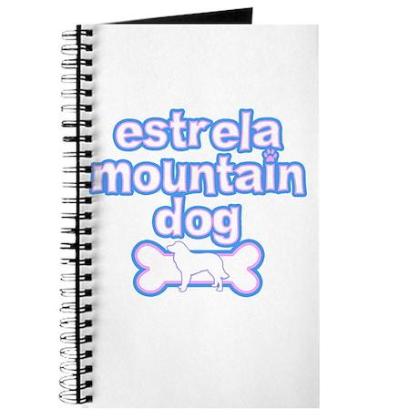 Powderpuff Estrela Journal