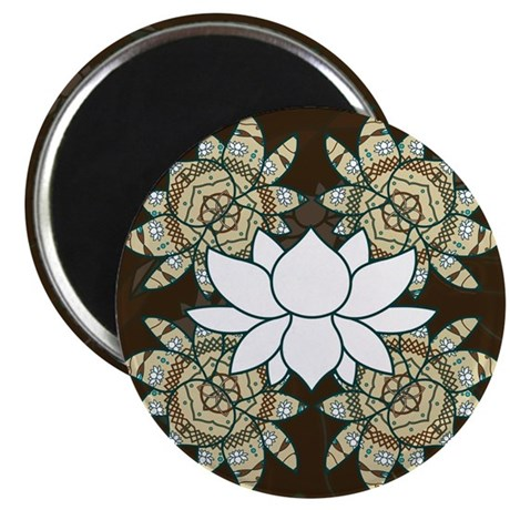 """The Lotus 2.25"""" Magnet (100 pack)"""