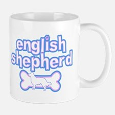 Powderpuff English Shepherd Mug