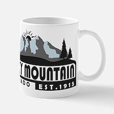 Rocky Mountain - Colorado Mugs
