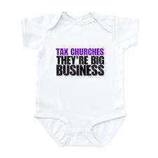Tax Churches big business Infant Creeper