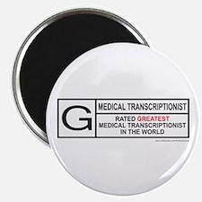 MEDICAL TRANSCRIPTIONIST Magnet