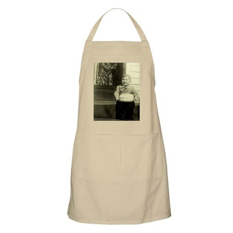 Sample of a (an) BBQ Apron