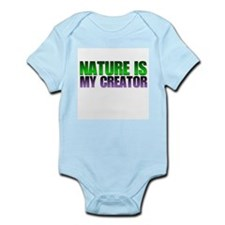 Nature is my creator. Infant Creeper