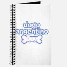 Powderpuff Dogo Argentino Journal