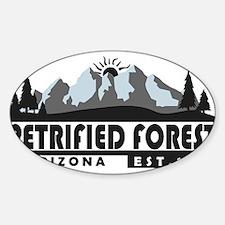 Petrified Forest - Arizona Decal