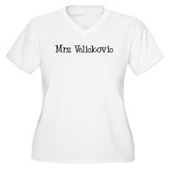 Mrs. Velickovic T-Shirt
