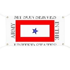 SERVICE FLAG Banner