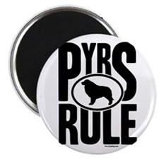 Pyrs Rule Magnet