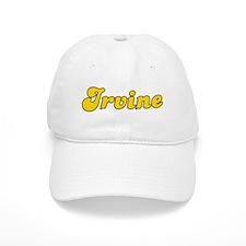 Retro Irvine (Gold) Baseball Cap