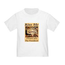 Kiss The President T