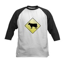 CAUTION! Cattle Crossing Tee
