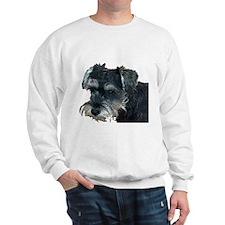 Schnauzer Profile Sweatshirt