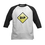 CAUTION! DIP Kids Baseball Jersey