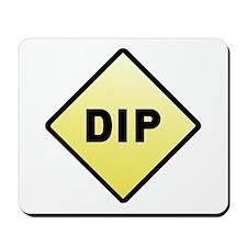 CAUTION! DIP Mousepad