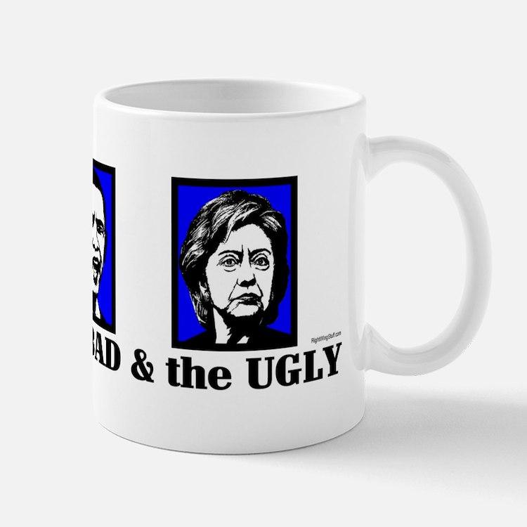 The Good, Bad & Ugly Mug