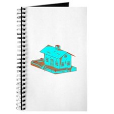 DREAM HOUSE RED BLUE Journal