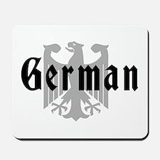 I Am German Mousepad