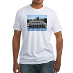 Midland Texas Fitted T-Shirt