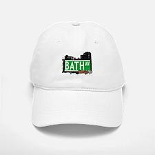 BATH AVENUE, BROOKLYN, NYC Baseball Baseball Cap
