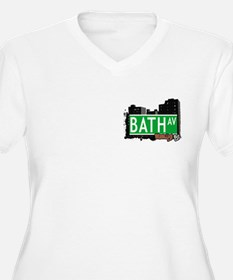 BATH AVENUE, BROOKLYN, NYC T-Shirt