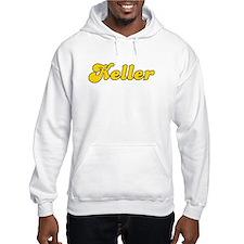 Retro Keller (Gold) Hoodie