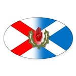 Scots Irish (ulster scots) Sticker