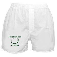 Juice No Seeds Boxer Shorts