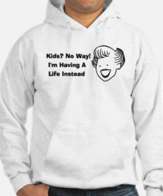 Kids No Way Jumper Hoody