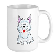 West Highland Terrier Mug