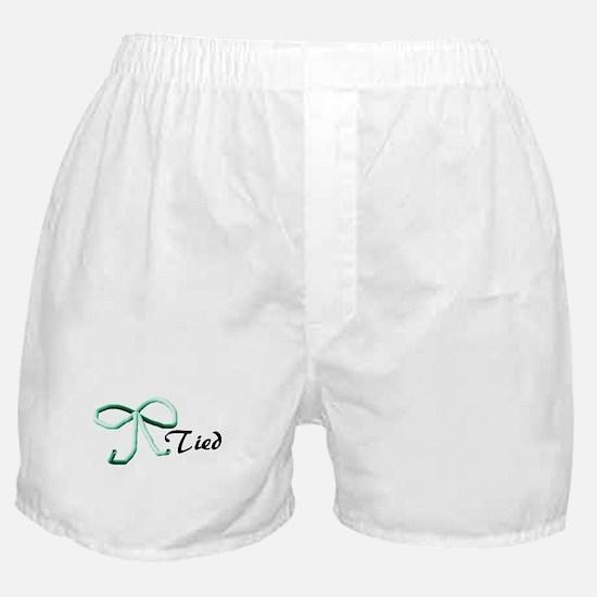 Tubes Tied Boxer Shorts