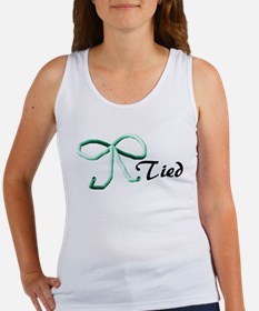 Tubes Tied Women's Tank Top