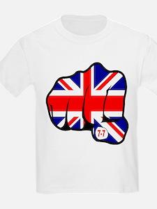 Union Jack Fist 7/7 T-Shirt