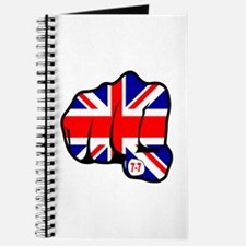 Union Jack Fist 7/7 Journal
