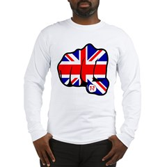 Union Jack Fist 7/7 Long Sleeve T-Shirt