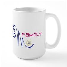 2 Mom Family Mug