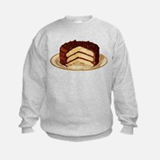 Retro Cake T-shirts Sweatshirt