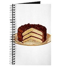 Retro Cake T-shirts Journal