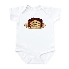Retro Cake T-shirts Infant Bodysuit