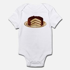 Retro Cake T-shirts Infant Bodysuit