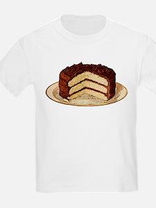 Retro Cake T-shirts T-Shirt